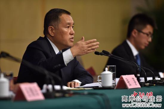 商事制度改革后港资企业在内地增9.65%