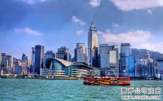 香港经济预期持续向好 注册香港公司共享利好