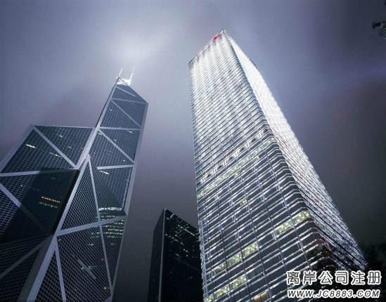 注册香港公司的好处