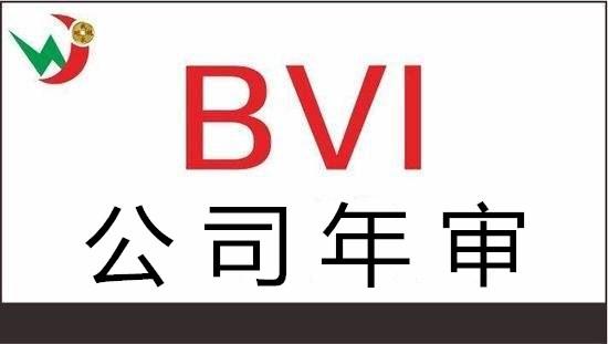 bvi公司年审规定