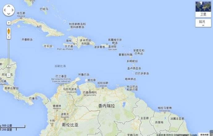 英属维尔京群岛(bvi)地理位置