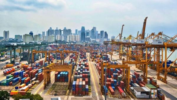 新加坡對外貿易政策