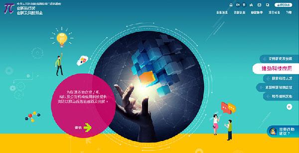 创新及科技基金:科技券计划(TVP)